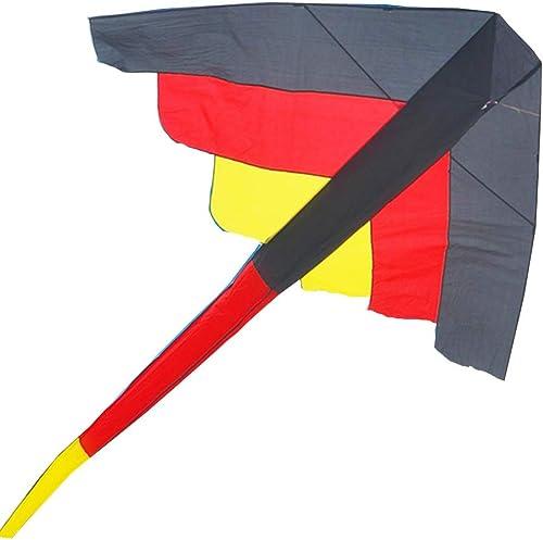 directo de fábrica Cometas Caixia Caixia Caixia Cyclone 5.6m Triángulo Tridimensional Brisa Adulta Grande Fácil de Volar Cola Larga ( Talla   800m Reel )  compra en línea hoy