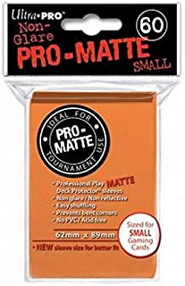 "Ultra Pro 84266 ""Pro Matte Small Sleeve (60-Piece)"
