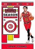 2019-20 Contenders NBA Season Ticket #1 Trae Young Atlanta Hawks Official Panini Basketball Trading Card