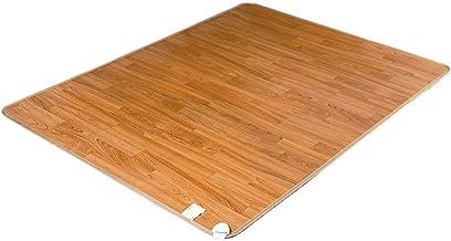 Almohadilla calefactora, pies Almohadillas calefactoras Calentador calefactor Alfombrilla calefactable Hogar Dormitorio Baño Asiento del piso Calentador de piso de cristal de carbono móvil Calefacci