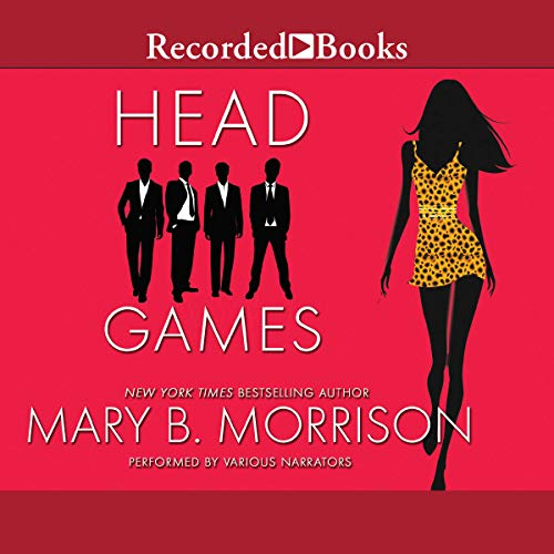 Head Games audiobook cover art