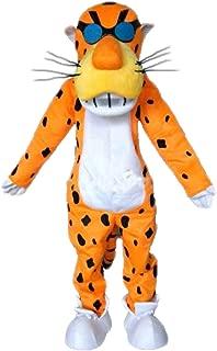 Chester Cheetah Mascot Costume Cartoon Mascot for Sale Character Costumes