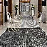 YAO YU Alfombras Modernas Corredores Pasaje Pasaje Runner Alfombras para Escaleras de Pasillo Pasillo de Corredor Alfombra Estrecha, 1M / 1.5M / 2M / 2.5M / 3M / 3.5M / 4M / 4,5 M / 5M / 45M / 6M Alf
