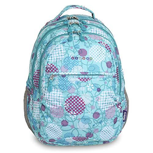 J World New York Cornelia Laptop Backpack, Dandelion, One Size
