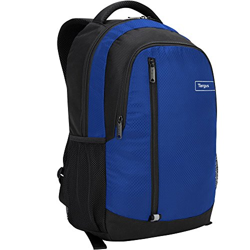 Targus Sport Backpack with Padded Laptop Compartment for 15.6-Inch Laptop, Blue (TSB89102US)