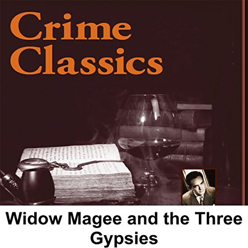 Crime Classics audiobook cover art