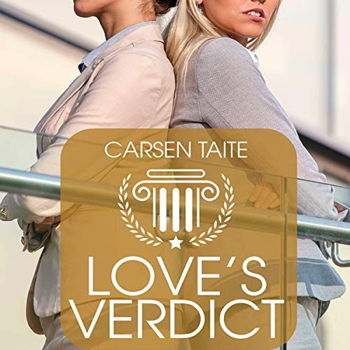 Love's Verdict audiobook cover art