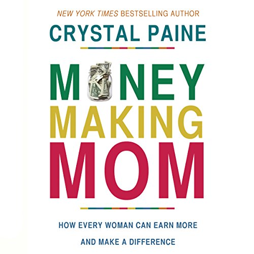 Money-Making Mom audiobook cover art
