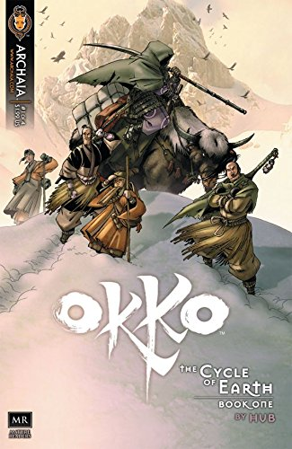 Okko: The Cycle of Earth #1 (of 4) (Okko Vol. 2: The Cycle of Earth) (English Edition)