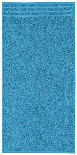 Kleine Wolke Toalla de Invitados Royal, algodón, Ice Blue, 70 x 140 cm