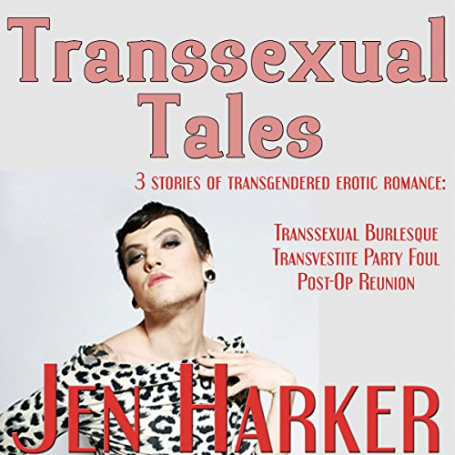 Transsexual Tales  By  cover art