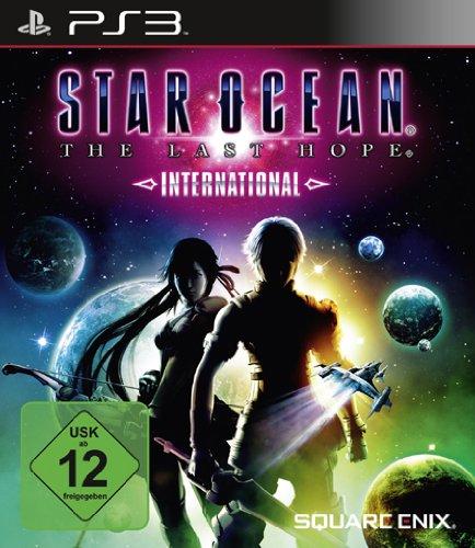 Star Ocean 4 - The Last Hope (International) [Importación alemana]
