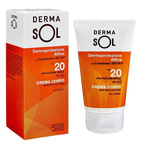 Dermasol Crema Solare Corpo, 100 ml
