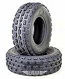 2 New WANDA Sport ATV Tires 22x7-10 P356 4PR -GNCC tires -10077