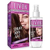 Livon Hair Serum Spray for Women & Men|...