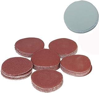 XZANTE 10 Pi/èces Ceintures de Pon?age Pour Meulage Polissage M/élang/é 60//120// 150//240 Grains 50 X 686 Mm