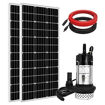 Best solar powered well pump Reviews