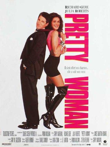 Movie Posters Pretty Woman - 11 x 17