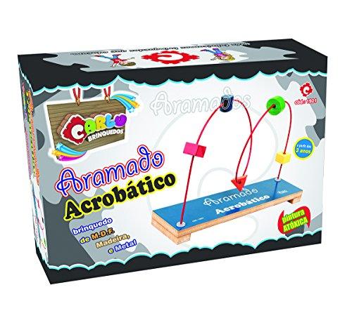 Aramado Acrobático Carlu Brinquedos