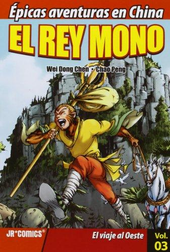 El Rey Mono. El Viaje Al Oeste - Volumen 3
