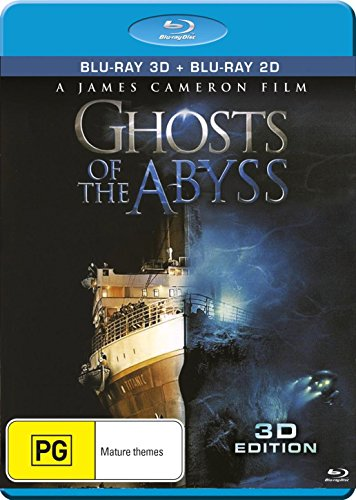 Ghosts of the Abyss [Blu-Ray] [3D / 2D]