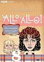 Allo Allo: Complete Series Eight [DVD] [Import]