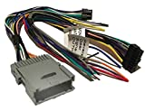 Carxtc Car Radio Electronic Wire Harness, Integrated Preprogrammed Steering Wheel Control, Retains Voice Command for Sync and Chimes (Does not Retain OnStar) for Installing a Car Radio
