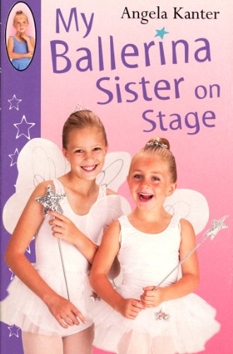 My Ballerina Sister On Stage (Red Fox Ballet Books) (English Edition)