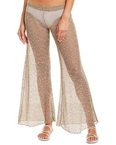 Elif for Jordan Taylor Womens Scota Pant, M Taupe