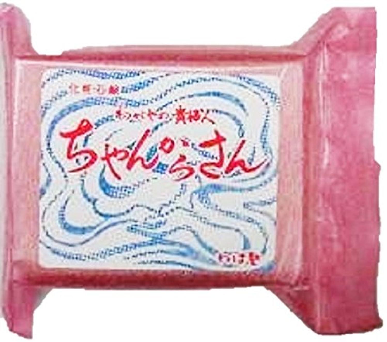 激怒アピール履歴書ちゃんからさん 化粧石鹸 (95g)