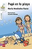 Pupi en la playa (El Barco de Vapor Blanca)