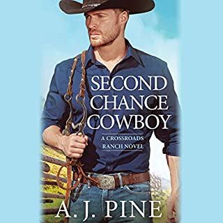 Second Chance Cowboy                   Written by:                                                                                                                                 A.J. Pine                               Narrated by:                                                                                                                                 J. F. Harding,                                                                                        Laurie Catherine Winkel                      Length: 7 hrs and 52 mins     Not rated yet     Overall 0.0