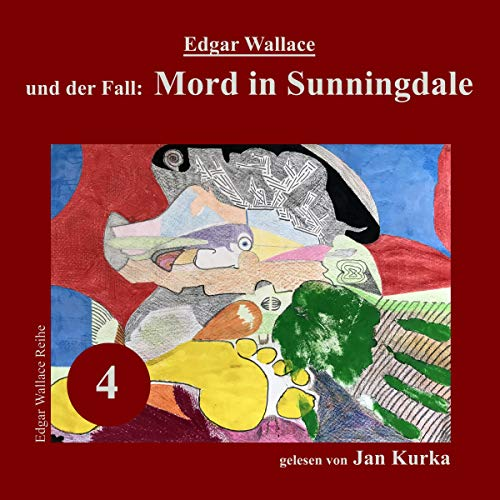 Mord in Sunningdale audiobook cover art