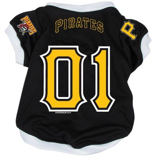 Hunter MFG Pittsburgh Pirates Dog Jersey, Medium