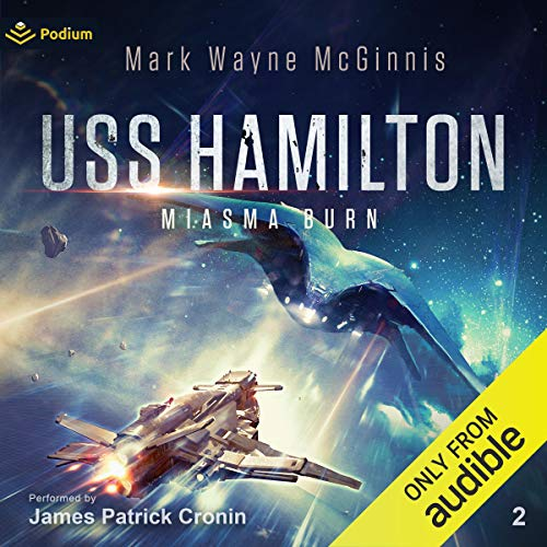 USS Hamilton: Miasma Burn cover art