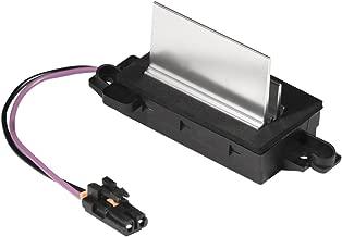 AC Blower Control Module - Replaces 1580567, 93803636, 52413530, 89018778, 4P1516 - Fits Chevy Silverado, Trailblazer, Cadillac Escalade, GMC Envoy, Sierra, Buick Rainier - AC Heater Blower Resistor