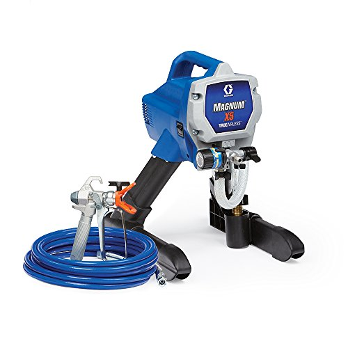 Best Overall: Graco 262800 Magnum X5 Paint Sprayer