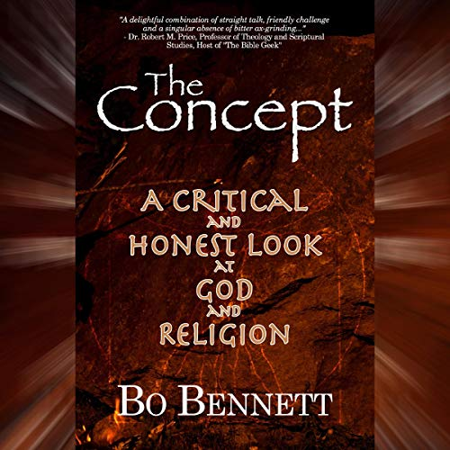 The Concept audiobook cover art