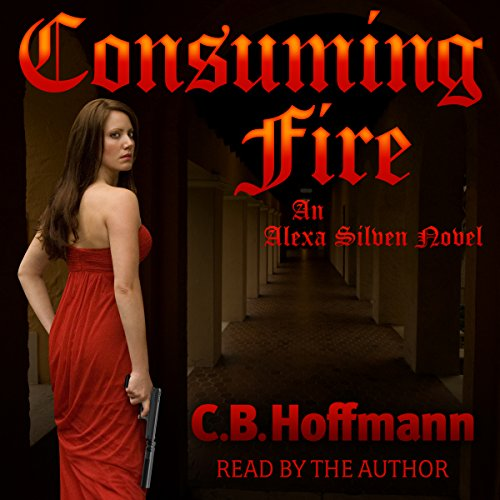 Consuming Fire audiobook cover art