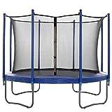 SPRINGOS - Red de Seguridad Interior para Cama elástica (396 cm, 13ft)
