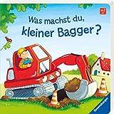 Was machst du, kleiner Bagger? - Bernd Penners