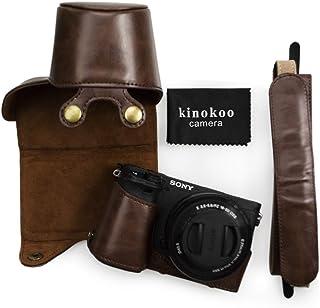 Kinokoo - Funda Protectora para Sony A6400 y Sony A6400 (16-50 mm)