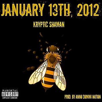 January 13th, 2012