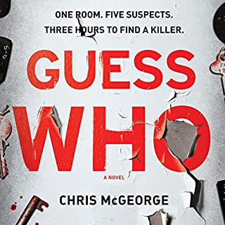 Guess Who audiobook cover art