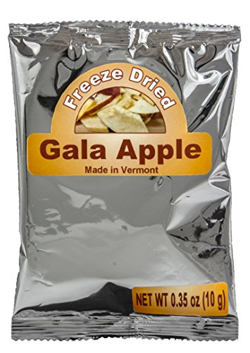 Vermont Freeze Dried Gala Apples