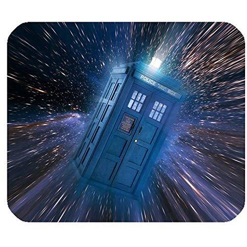 Generico personalizzato BBC Science Fiction Movie Doctor Who cabina telefonica per tappetino per mouse