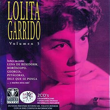 Lolita Garrido. Todas Sus Grabaciones Vol.5