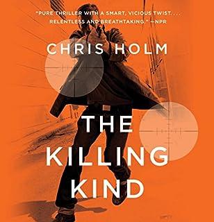 The Killing Kind audiobook cover art