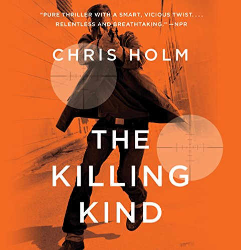 The Killing Kind                   By:                                                                                                                                 Chris Holm                               Narrated by:                                                                                                                                 Will Collyer                      Length: 8 hrs and 24 mins     183 ratings     Overall 4.0