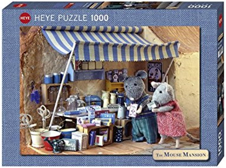 Heye Market Stand Puzzles (1000-Piece)